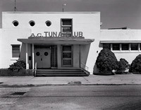 "A. C. Tuna Club, Atlantic City, NJ 14""x18"" Gelatin Silver Print 1995"